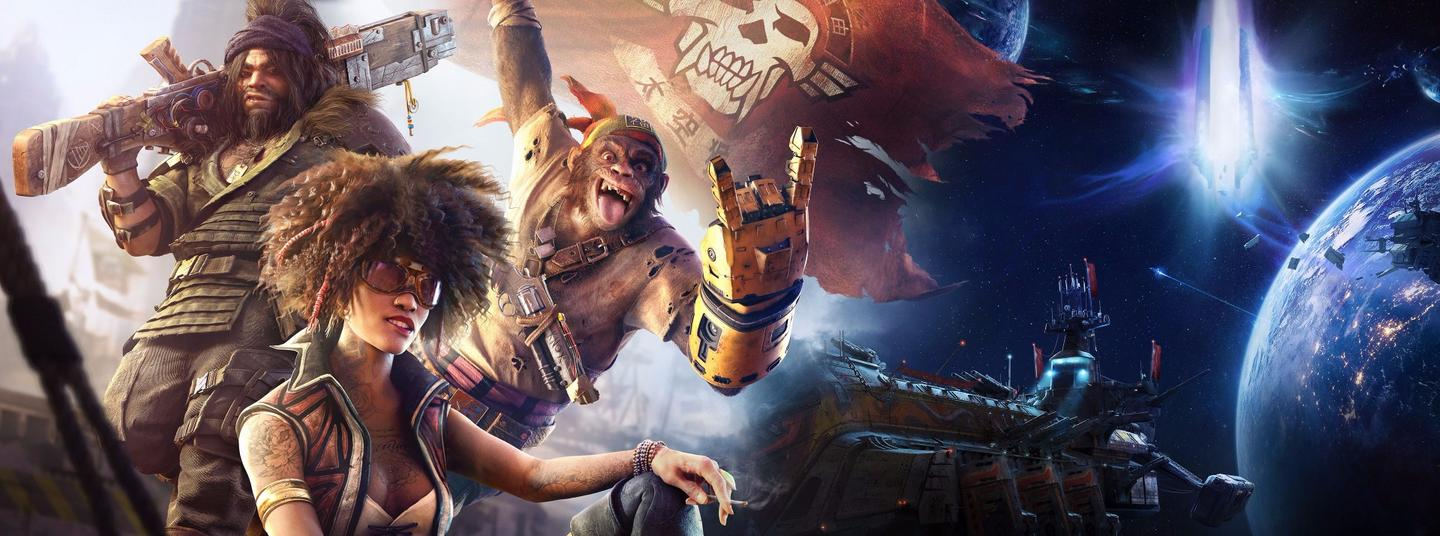 Beyond Good & Evil 2 was one of the surprise reveals of Ubisoft's E3 2017 press conference