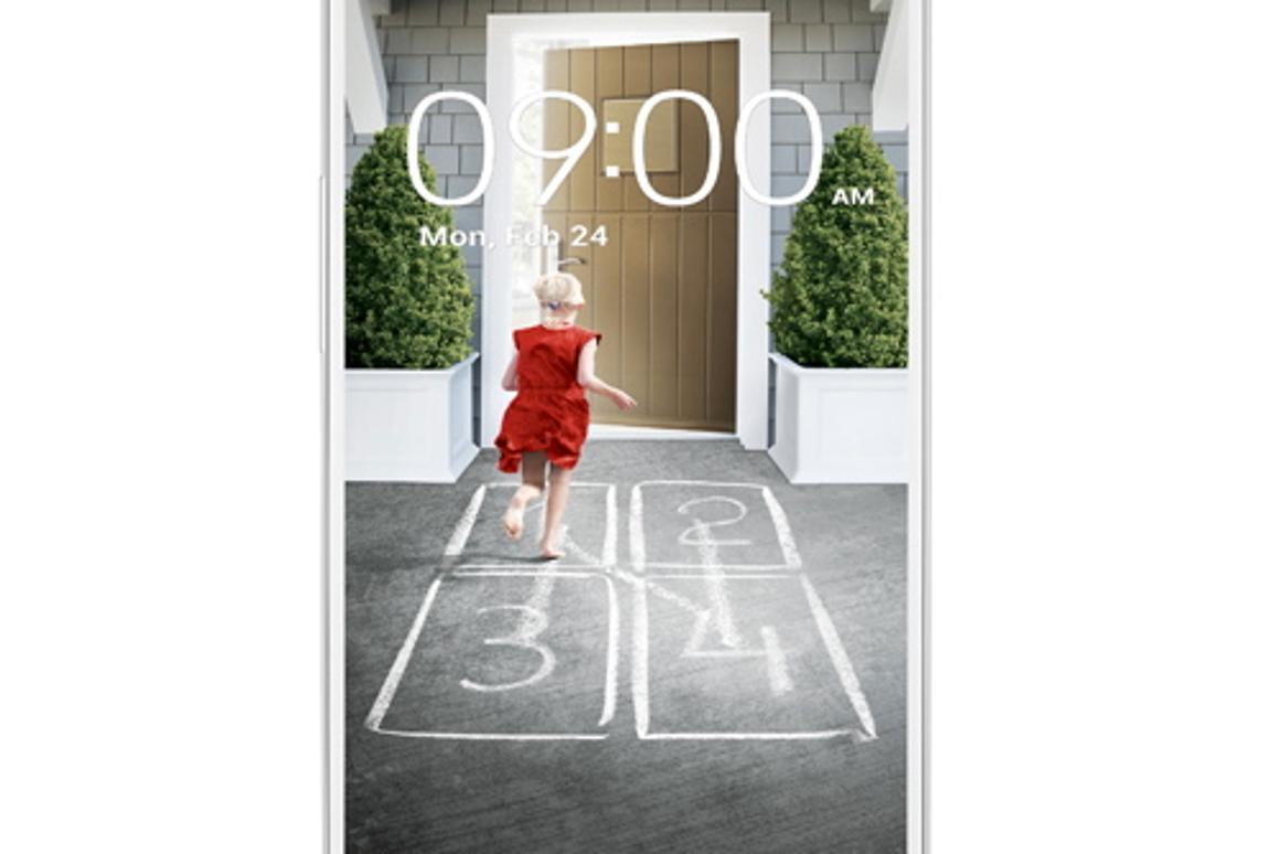 LG's new F70 4G LTE smartphone