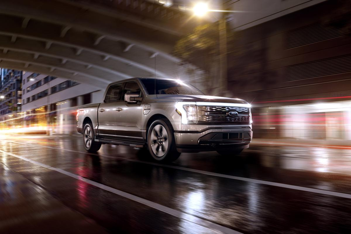 The Lightning shares its dimensions with ICE F-150s specced with SuperCrew cab and 5.5-foot bed
