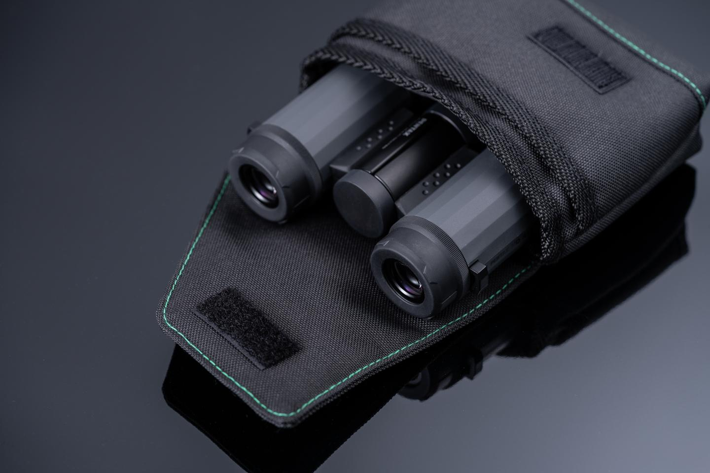 The versatile VD 4x20 WP is the headliner of the new Pentax V-Series of sport optics
