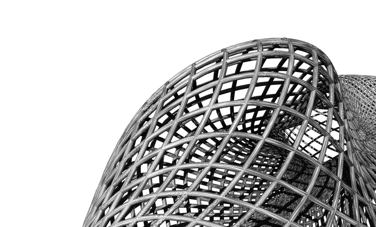 The MX3D-Metal can print complex, self-supporting structures