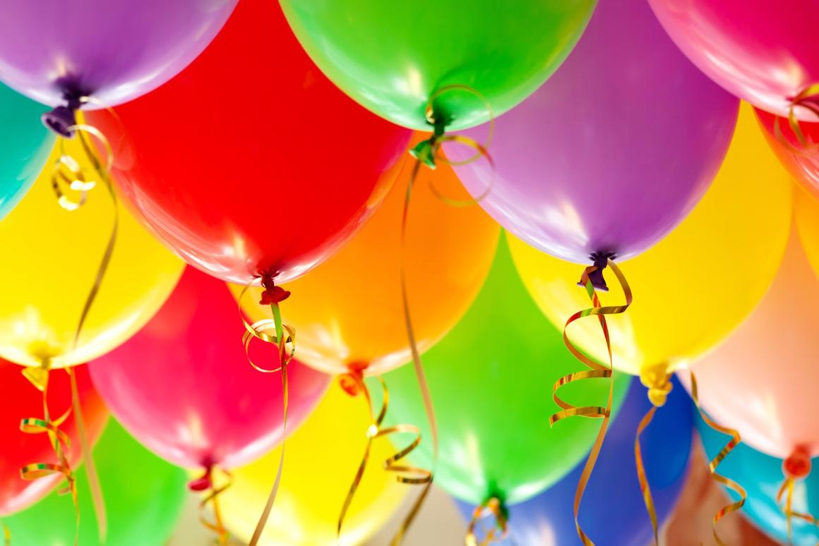 Vast new sources of could keep helium-filled balloons a party staple