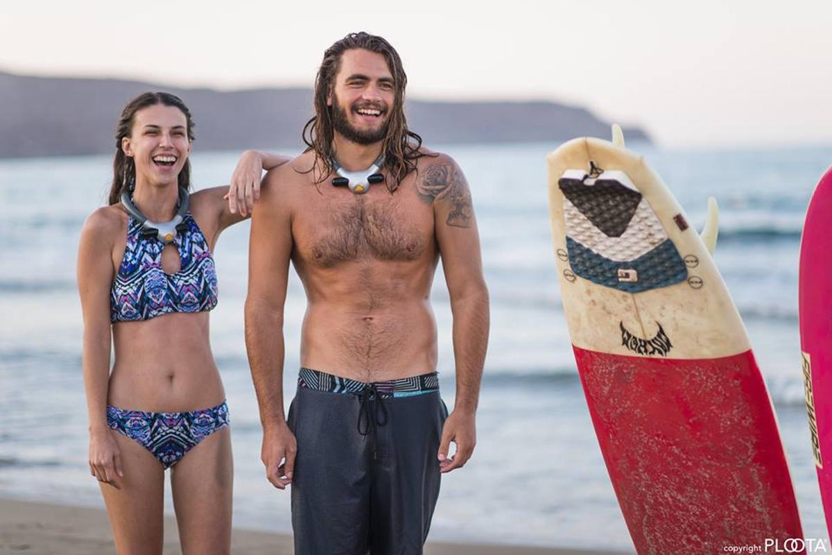 The Ploota is designed for everyone from kids in pools to surfers in the ocean