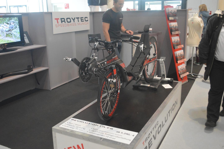 TroyTec at ISPO Munich 2014