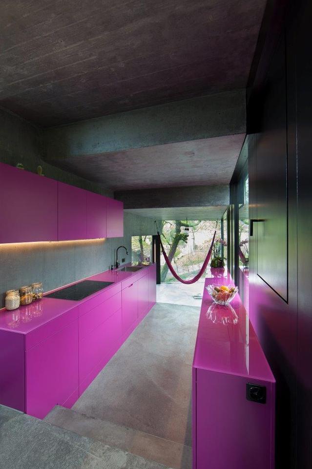 The kitchen (Photo: Vito Stallone)