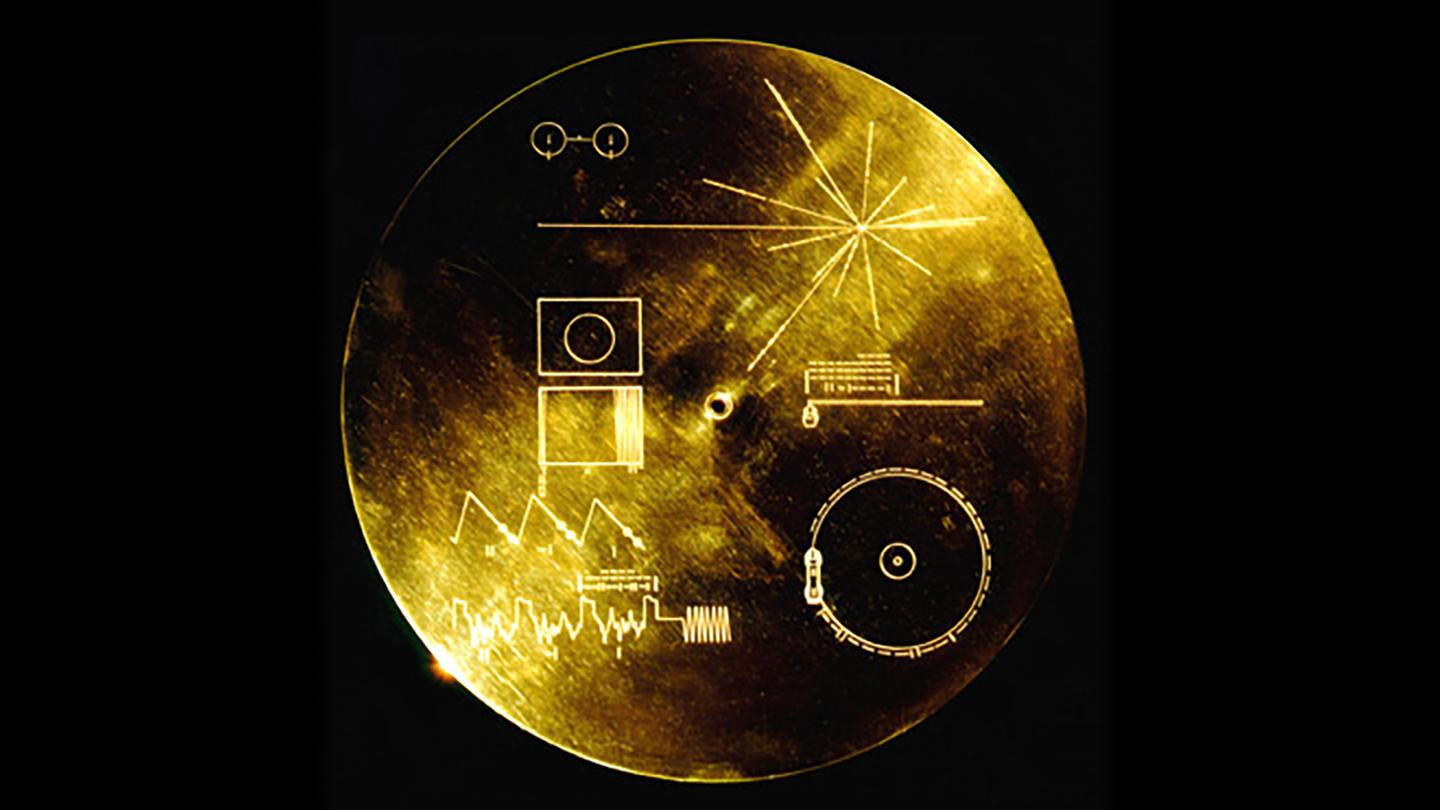 Both Voyager spacecraft carry an identical golden record