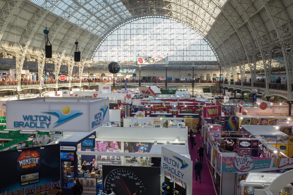 New Atlas looks around London Toy Fair 2017 to find the best tech and STEAM toys