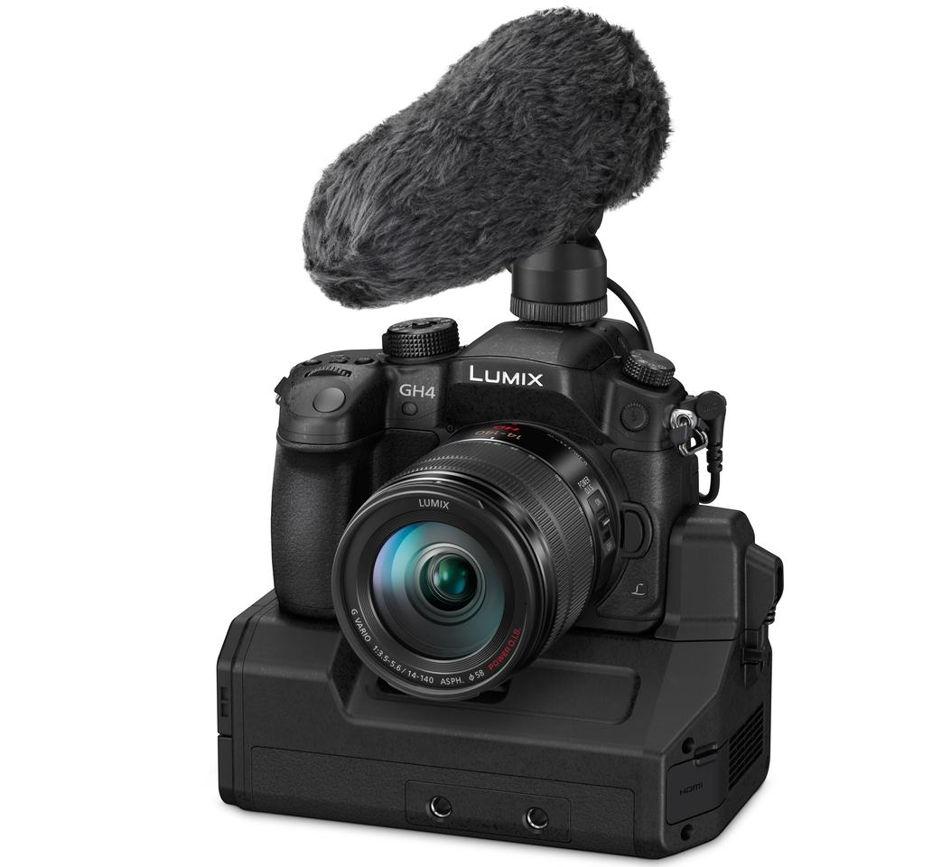 The GH4R and software upgrade for the GH4, are moves clearly intended to make the Panasonic cameras an even better option for both professional and amateur movie-makers