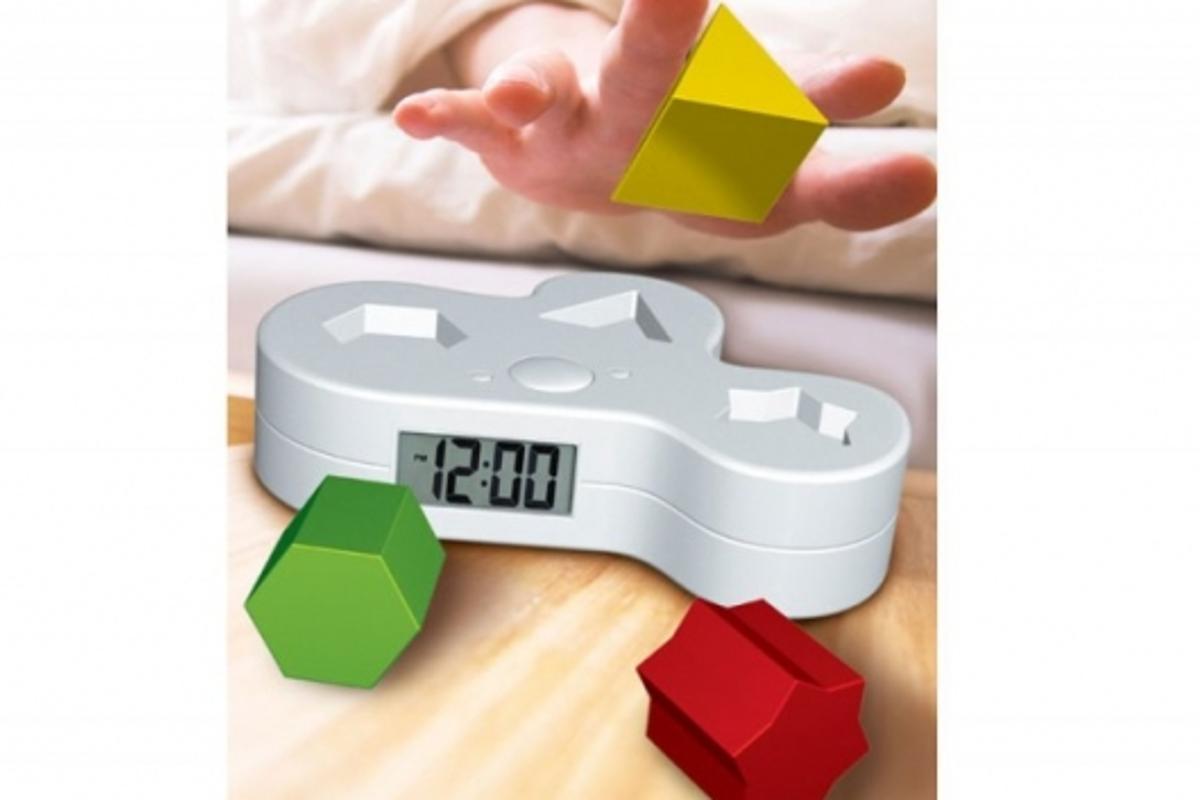 The Puzzle Alarm Clock