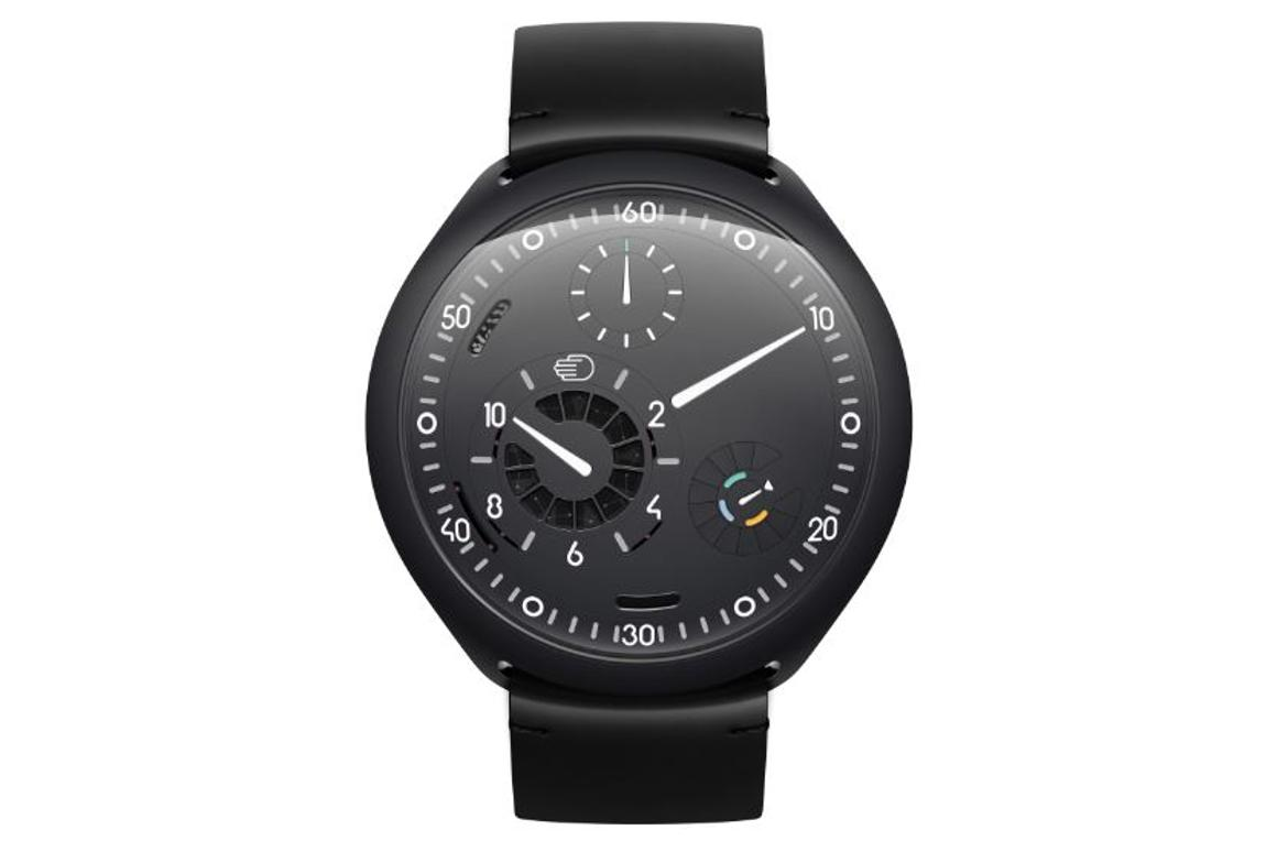 The Ressence Type-2 e-Crown goes on sale in April