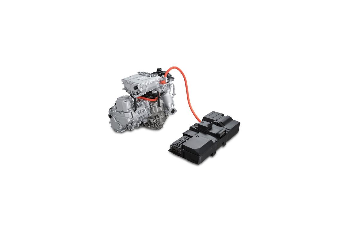 Nissan has released its first range-extender powertrain for consumers
