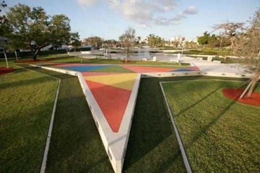 Hollywood, FL's new ArtsPark