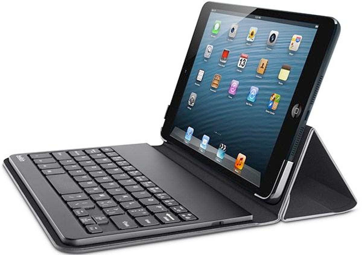 Belkin's Portable Keyboard Case for iPad mini