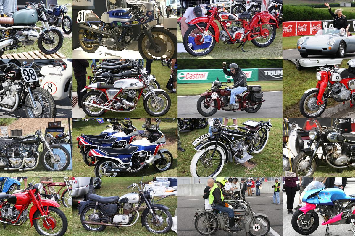 There's something for everyone at the Barber Vintage Festival