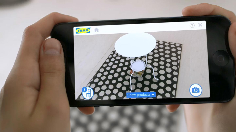 Ikea Catalog Uses Augmented Reality To Give A Virtual