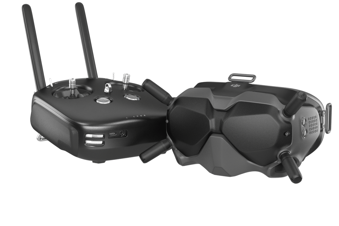 Drone racing is going HD, with new FPV gear from DJI and Fat