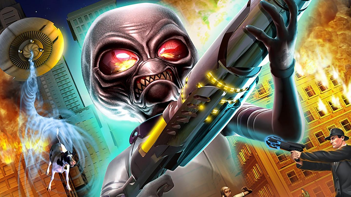 A new Destroy All Humans game could be on the cards