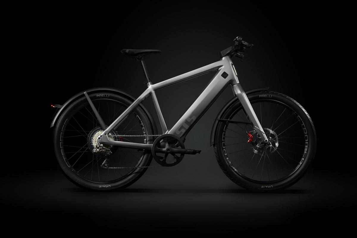 The Stromer ST5 ABS should be available as of next June – priced at just under $10,000