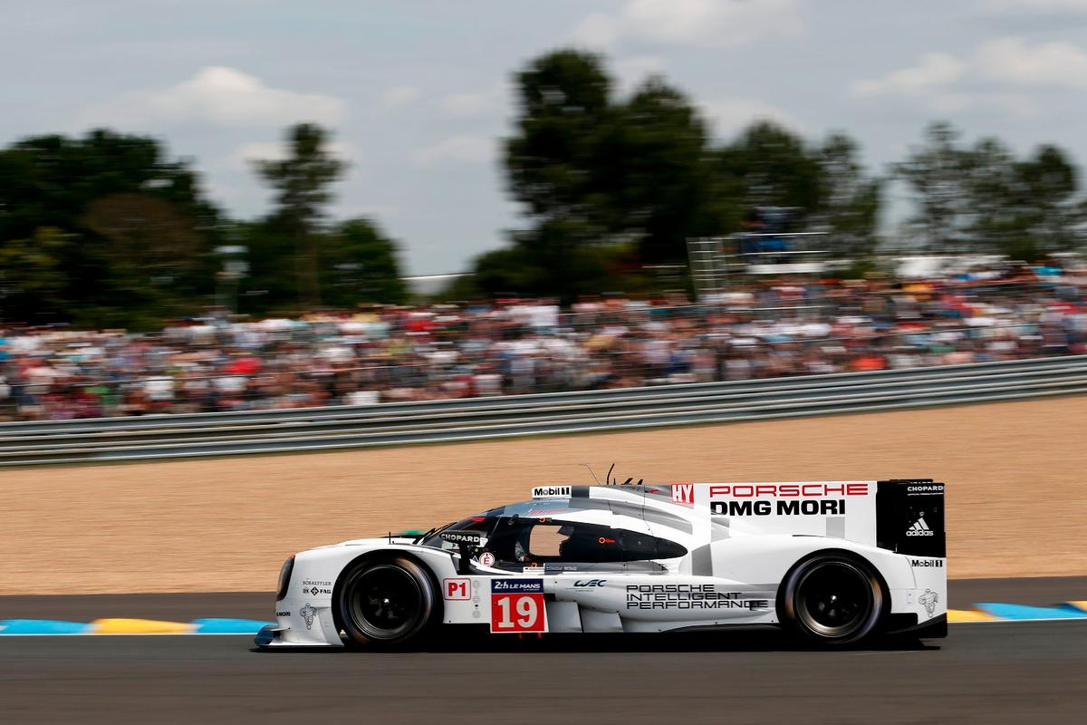 Porsche took out a 1-2 victory at Le Mans