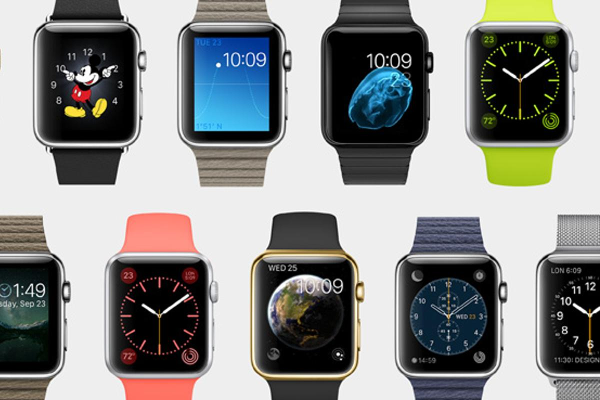 The Apple Watch comes with a number of ways to personalize