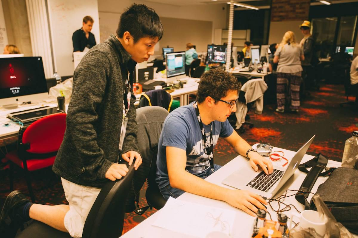 The Global Game Jam is a worldwide weekend event that tasks people with creating a game from scratch in 48 hours