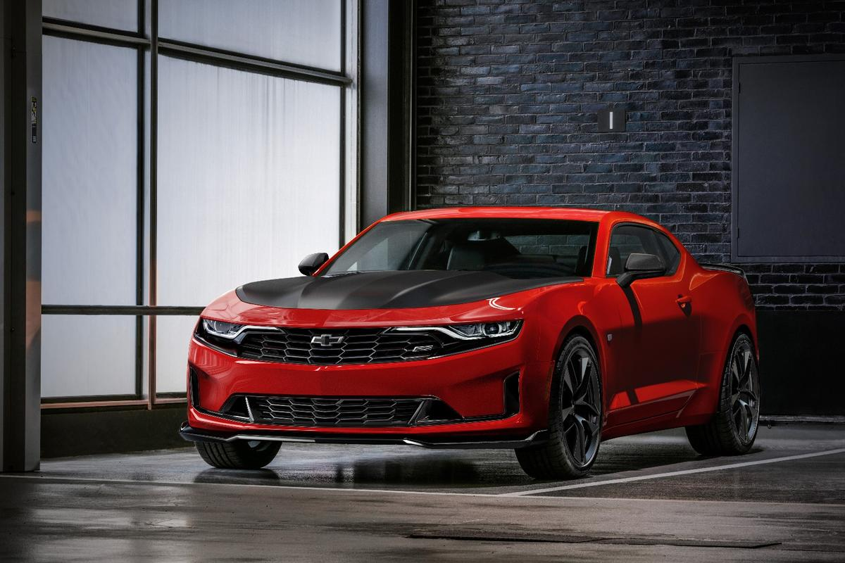 Chevy extends the 1LE performance pack to the 2.0-liter turbo-powered Camaro