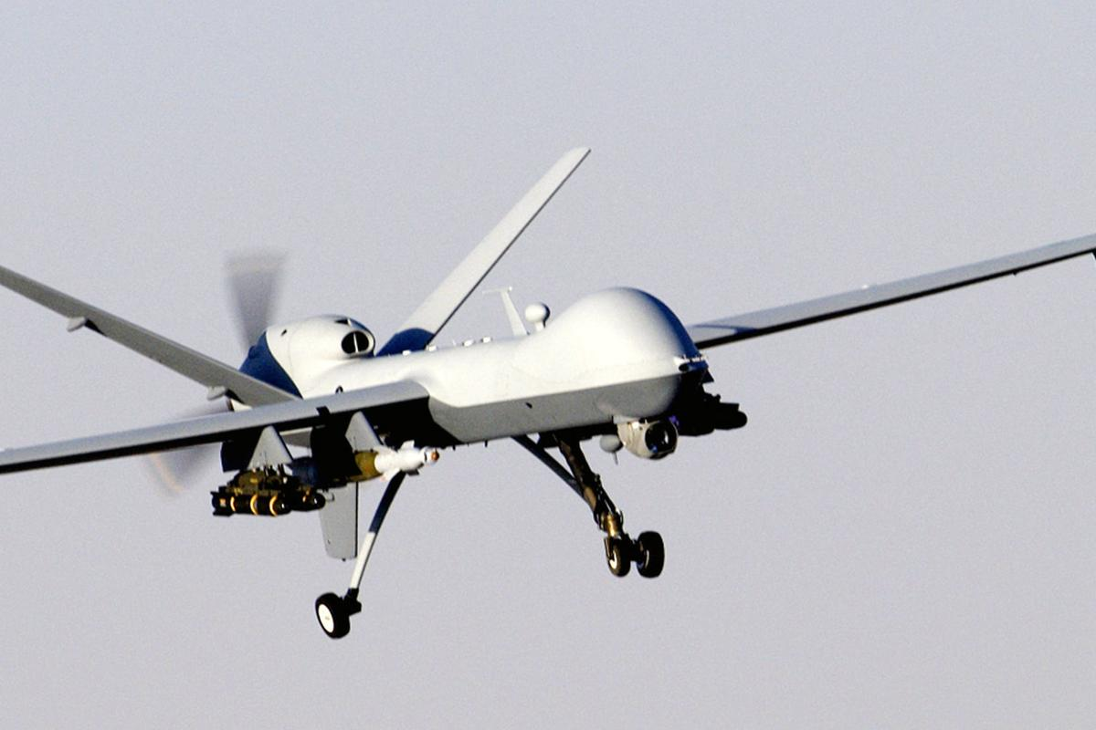 UAVs were some of the most talked about robots of 2012