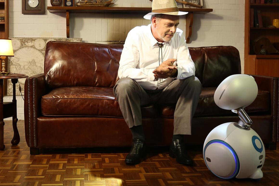Asus says that the Zenbo has been designed to help senior family members safeguard their health and well-being, and enjoy a connected digital life