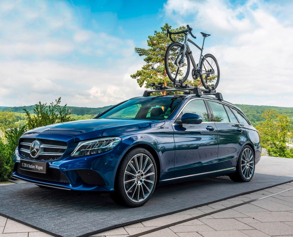 The Mercedes-Benz Style Endurance Bike – car not included