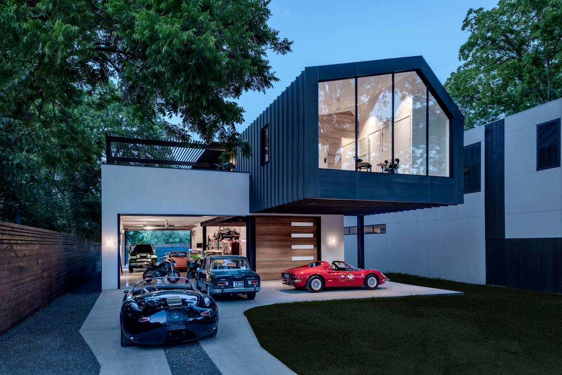 TheAutohaus is located in Austin, Texas