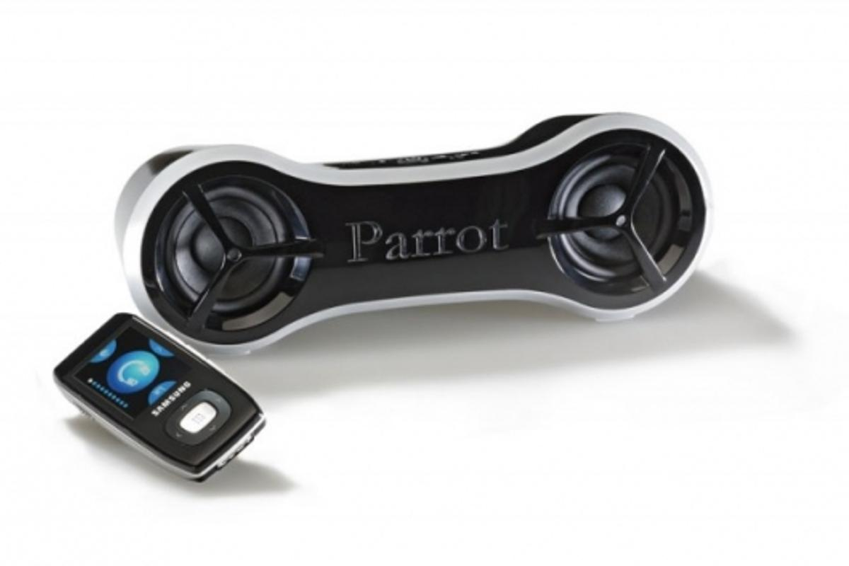Parrot Party Black Edition