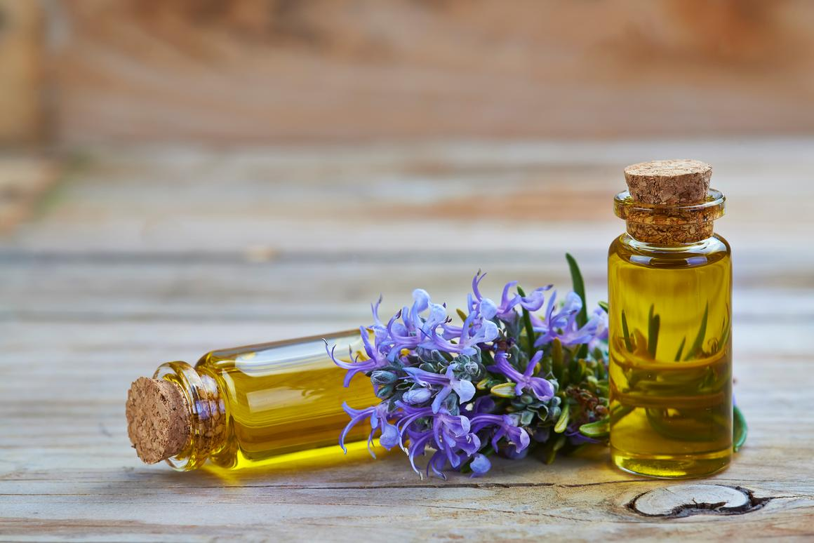 The smell of rosemary essential oil reportedly enhances working memory in children
