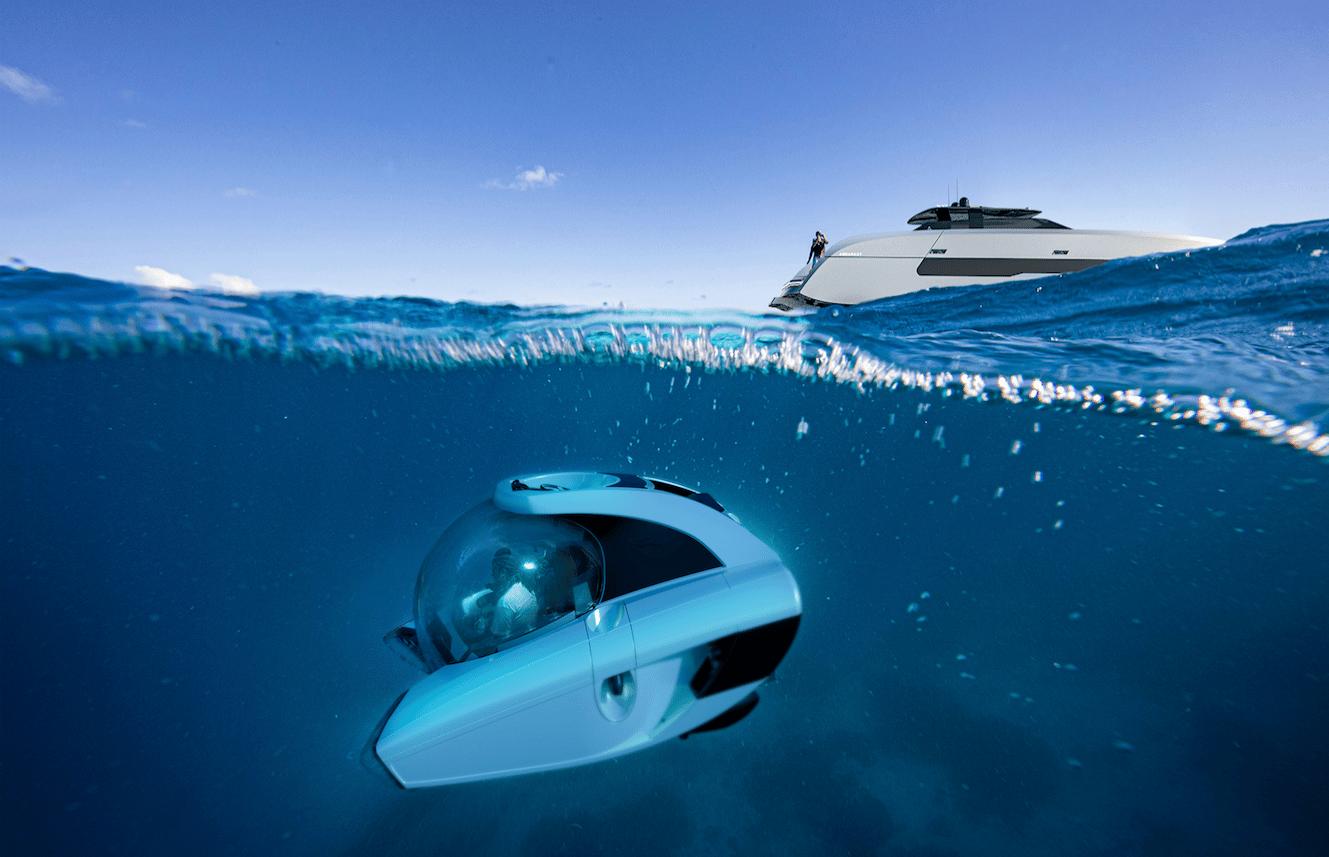 Le sous-marin Nemo emmène l'aventure à de nouvelles profondeurs