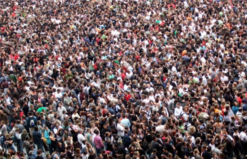 Can the crowd trump artificial intelligence? Let's find out (Image: James Cridland, Creative Commons)
