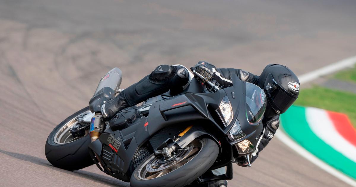 Aprilia S Wild Winged Rsv4 1100 Factory Superbike Looks Absolutely Savage