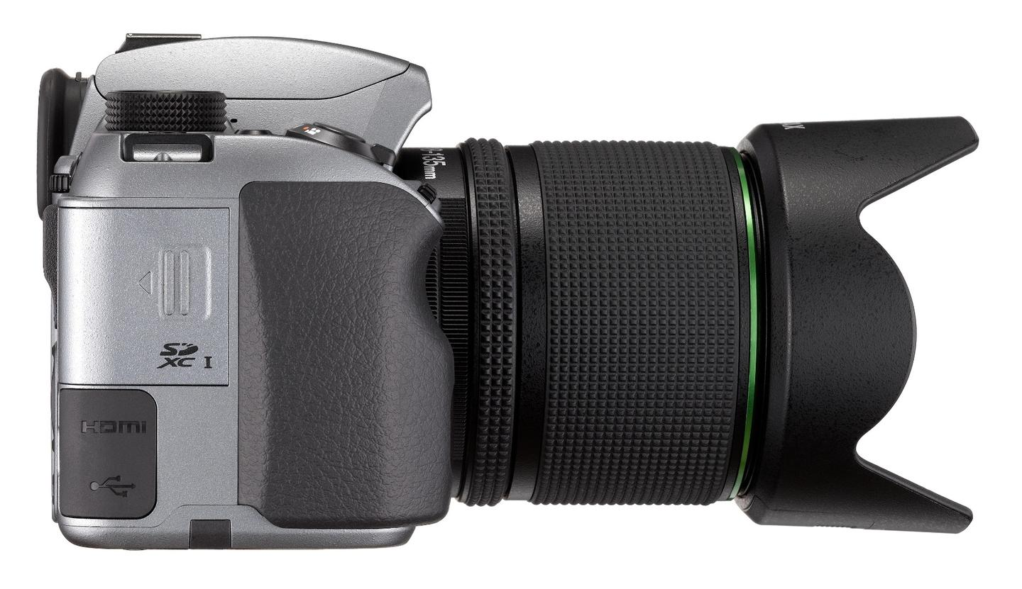 The Pentax K-70 features 100 sealing parts making it moreweather resistant than many rival DSLRs