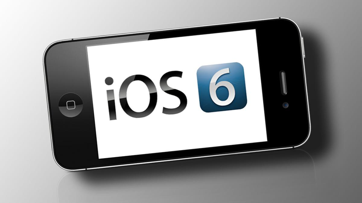 What are the changes ushered in with iOS 6?
