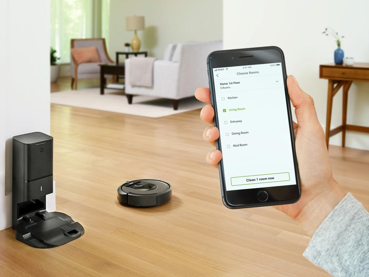 The Roomba i7+ is as close to a set-and-forget robotic vacuum can currently get