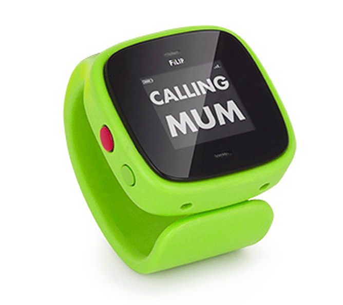 FiLIP allows parents to send their child text messages