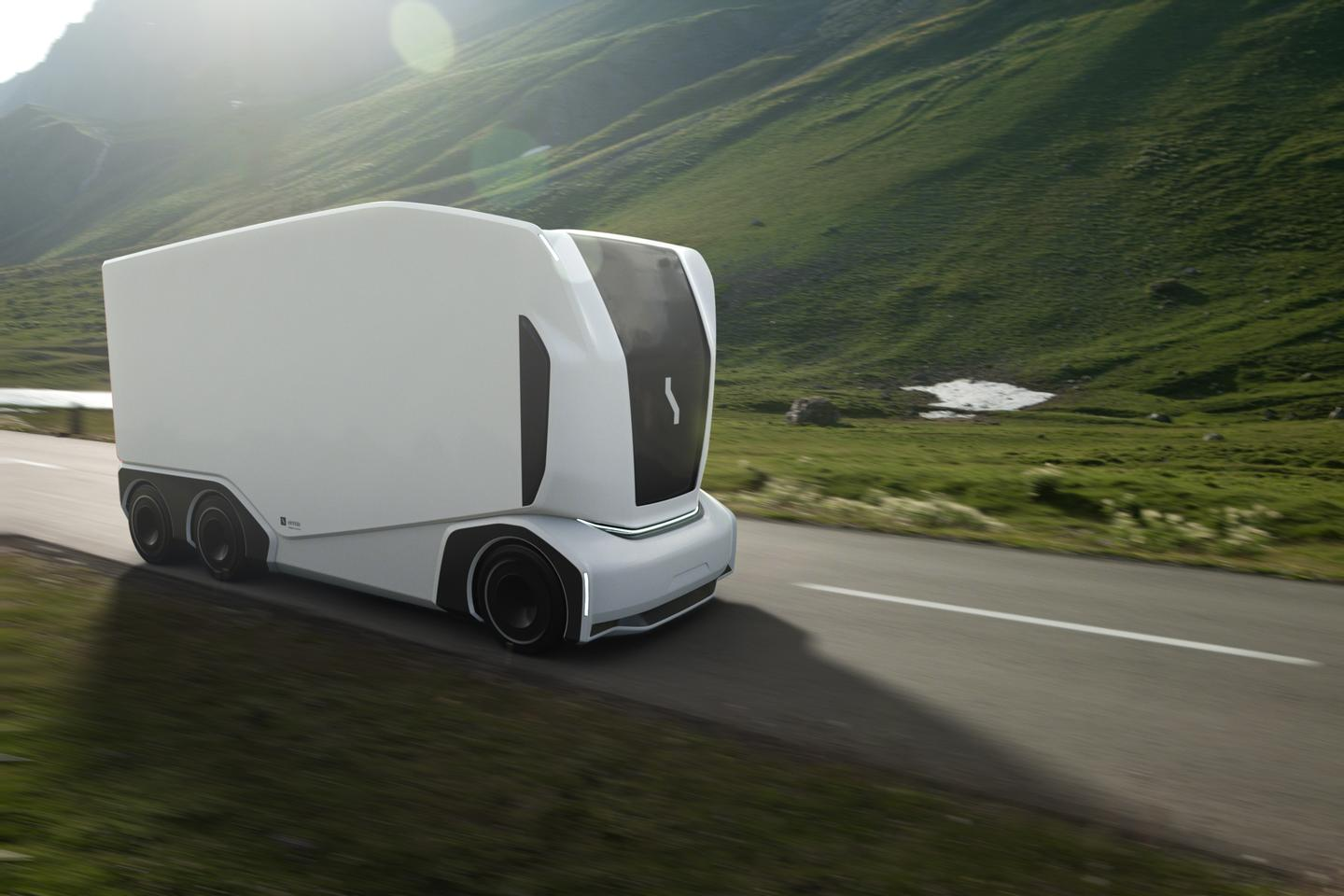 Einride has redesigned its Pod autonomous electric freight truck, and has now opened reservations