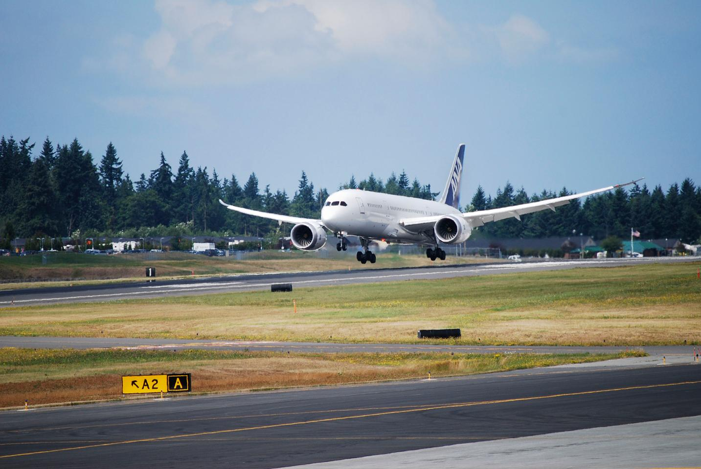 Boeing 787 completes flight testing for type certification with Rolls-Royce engines (Photo: Boeing)