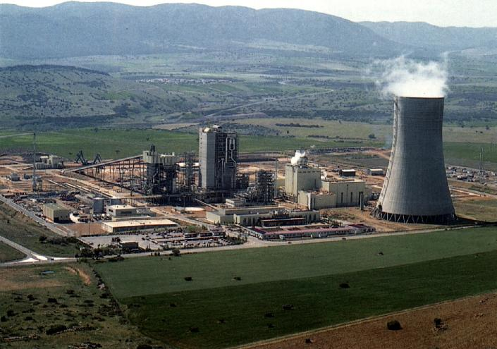 The DemoCLOCK pilot project will be installed at Spain's Elcogas Puertollano power plant (Photo: legio09)