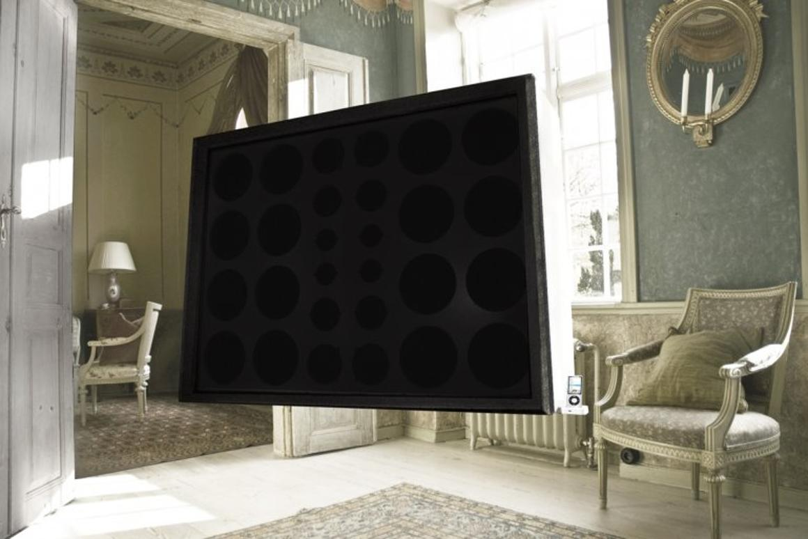 The Wall of Sound booms out 125W of tube-driven audio