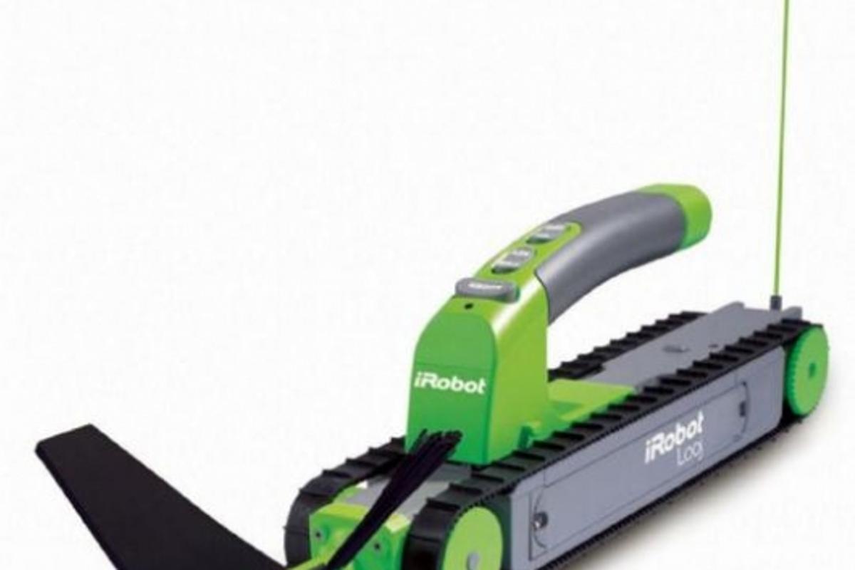 Looj gutter cleaning robot