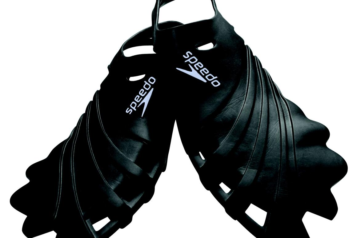 Nemesis Fins are designed to let you swim like a whale ... sort of
