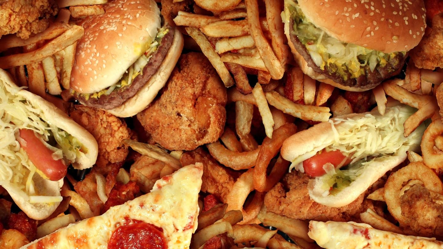 Fast food has been shown to both cause inflammatory activity in the body and result in long-term changes in the immune system