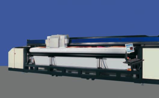 The NUR Expedio Revolution Inkjet printer