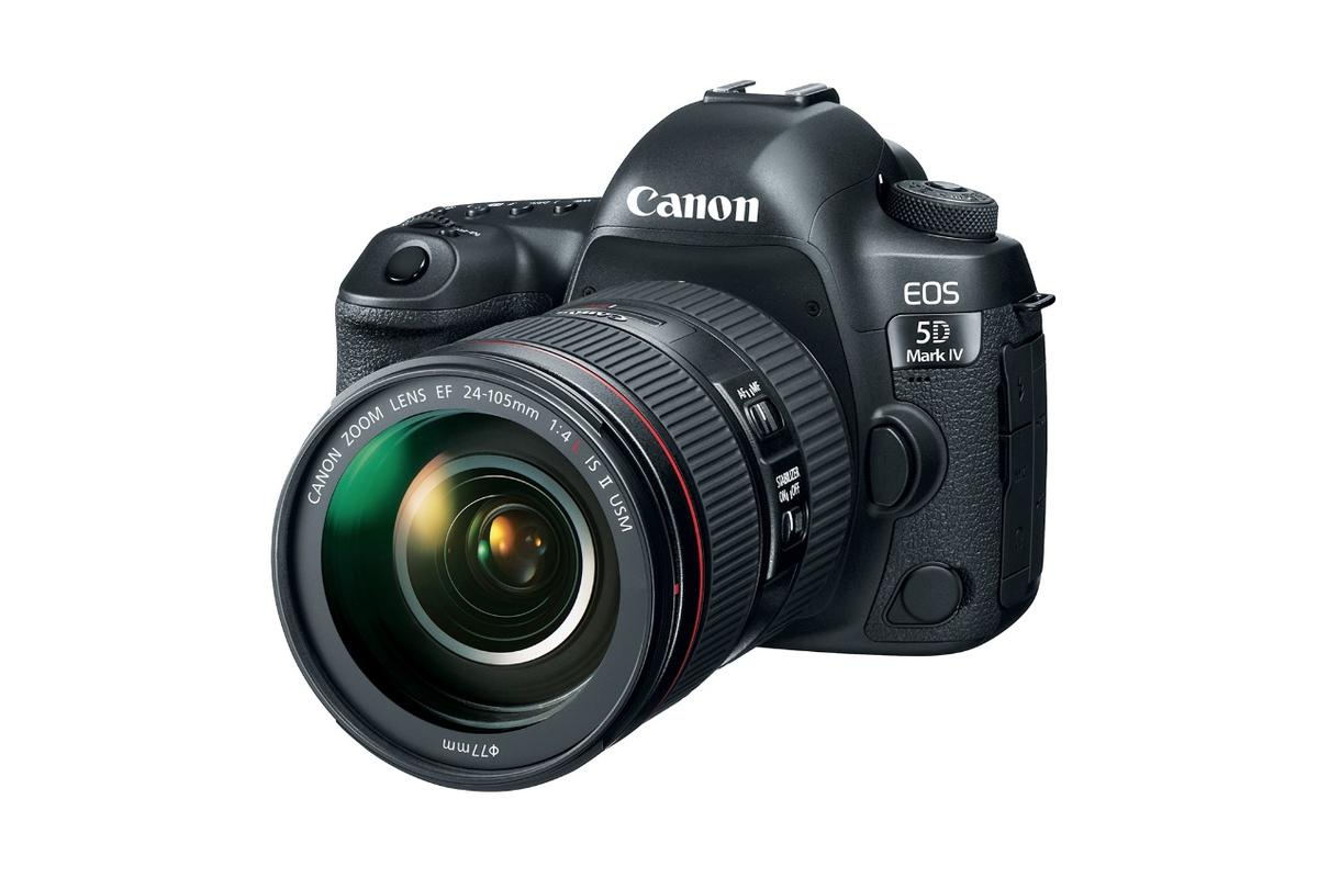 The Canon 5D MkIV is faster and sharper than before