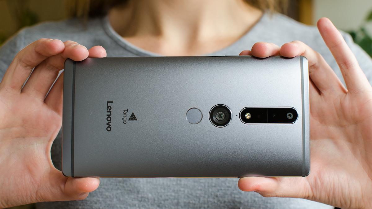 New Atlas reviews the Lenovo Phab 2 Pro, a massive phablet with Google's Tango technology