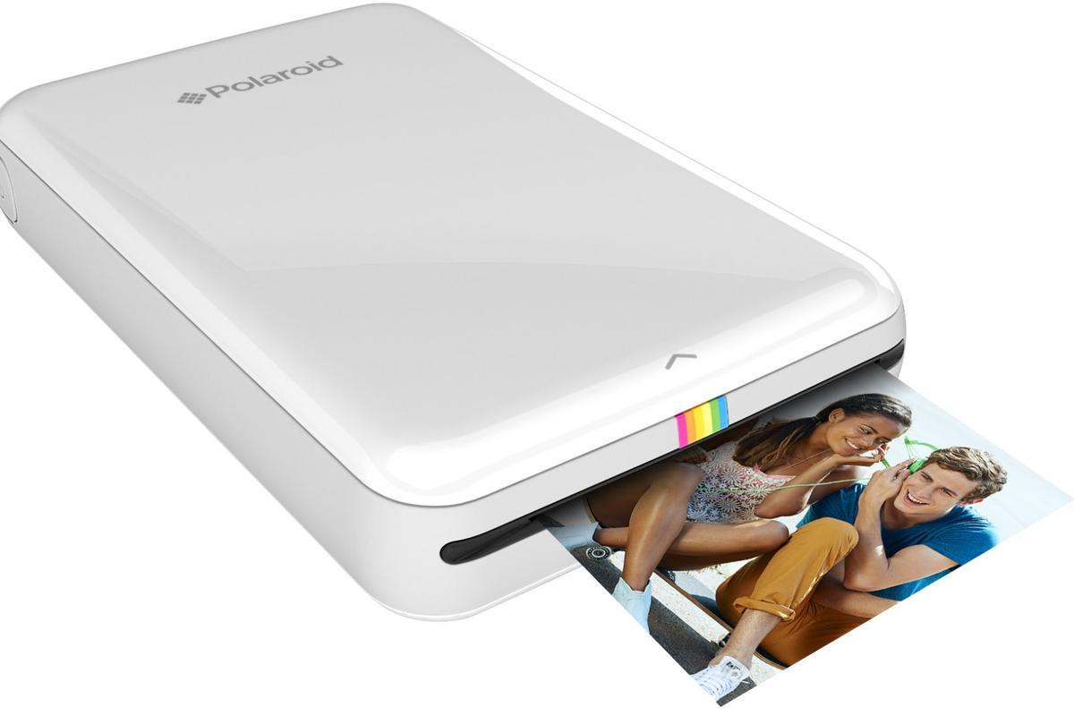 Gizmag reviews Polaroid's modern take on instant printing, the Zip portable printer